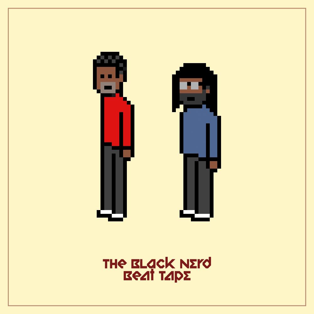 black nerd tape