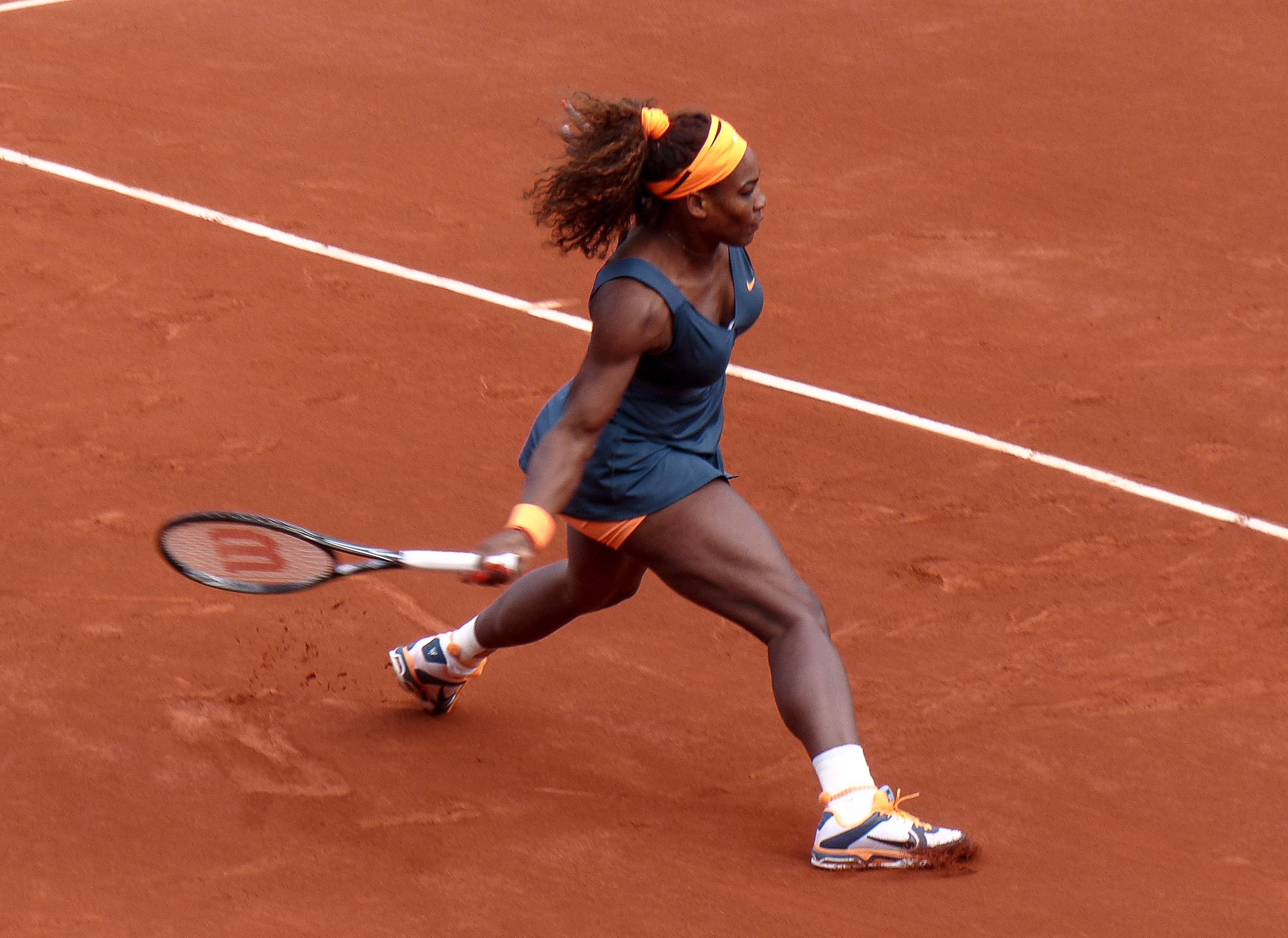 serena williams - roland garros 2013 - 007