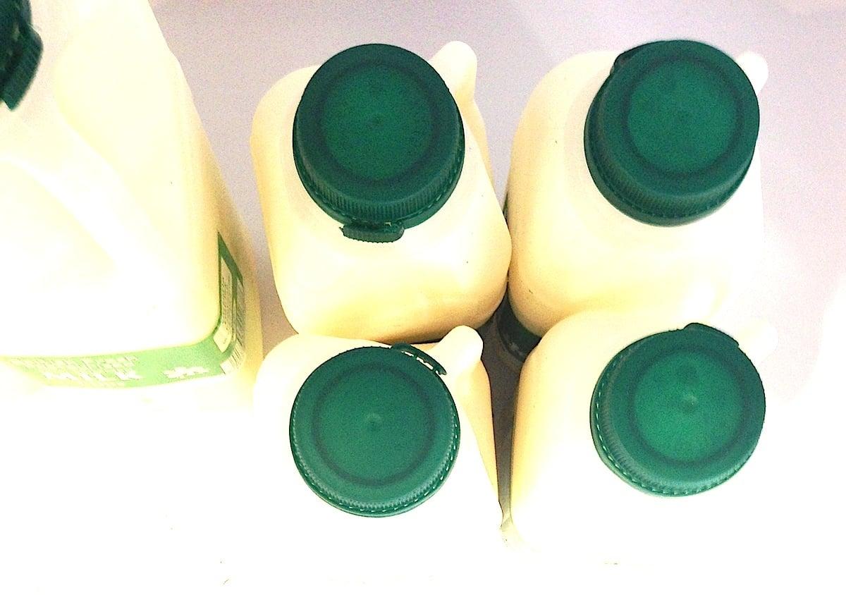 Some Milk, yesterday