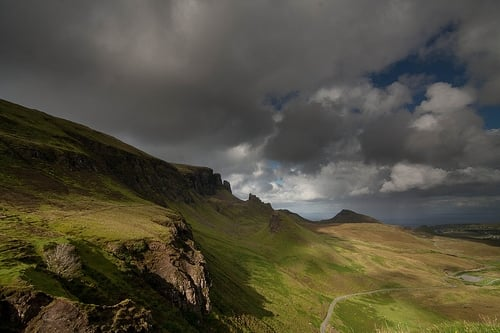 Q is for Quiraing
