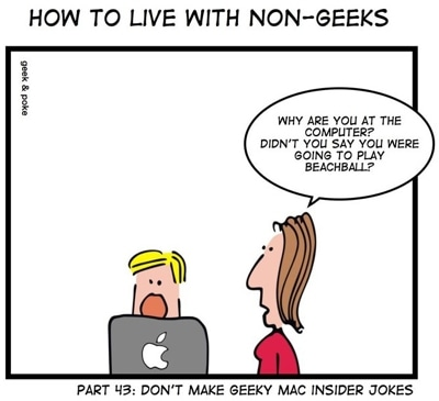 non geeks