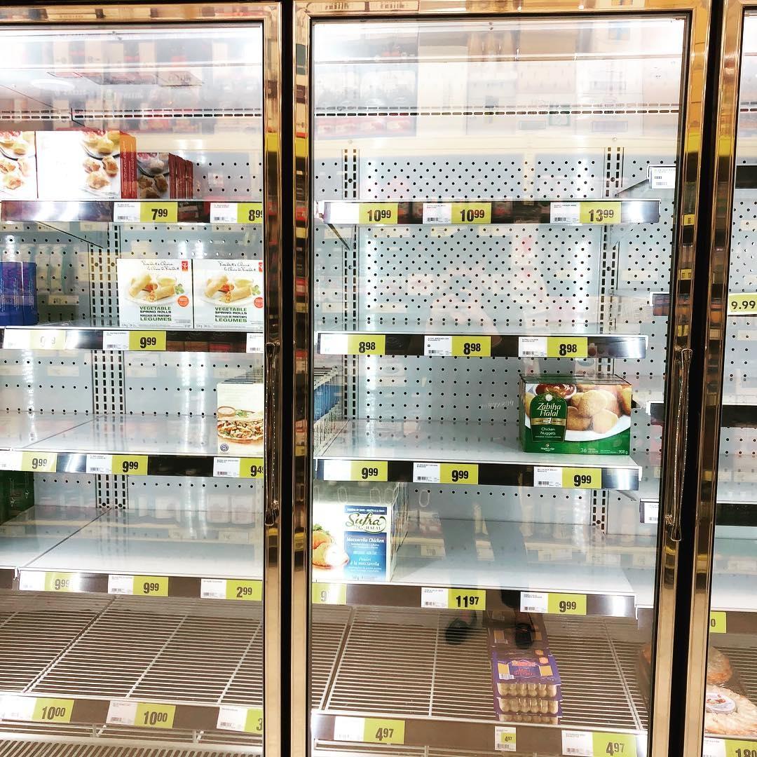 food apocalypse