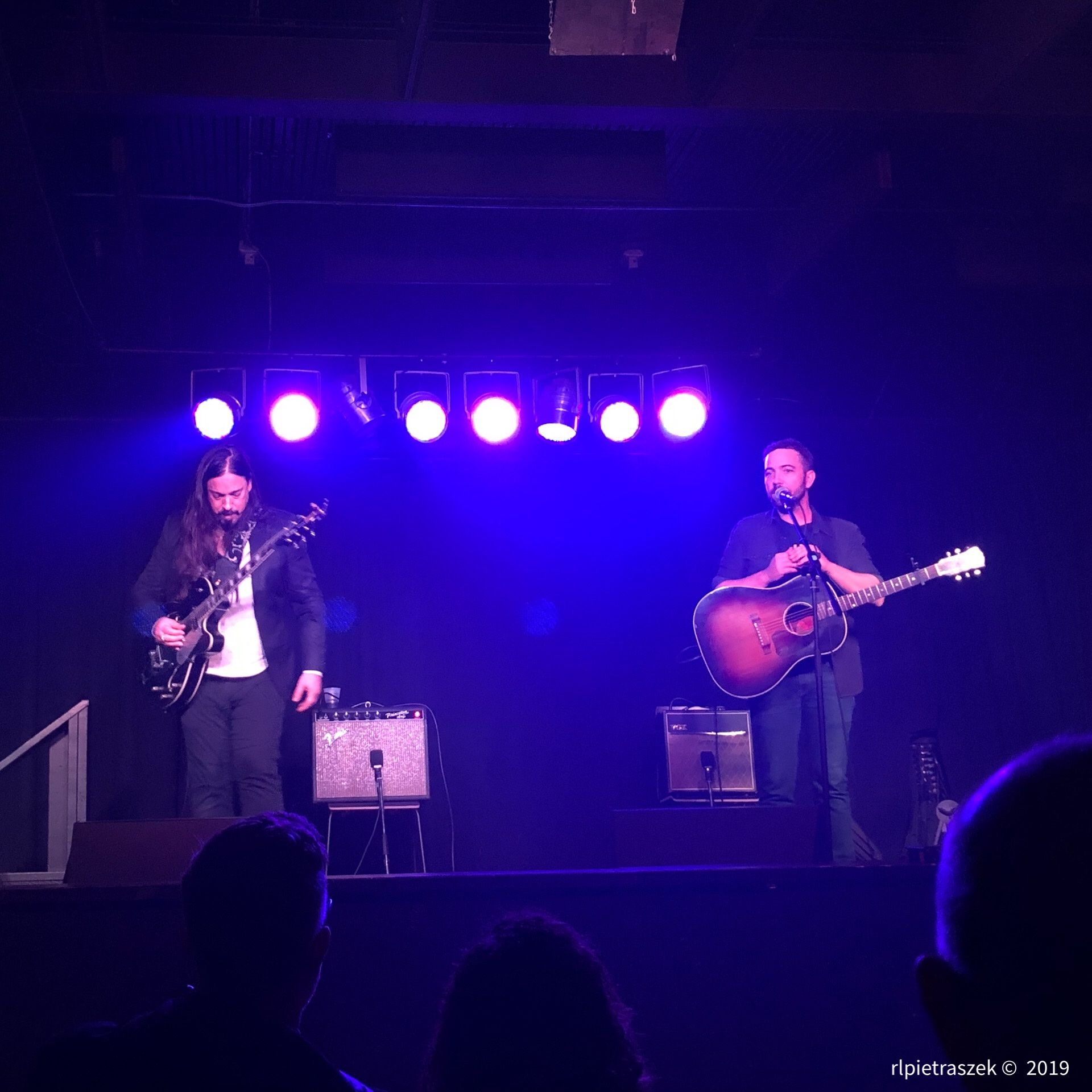 justin rutledge with rob baker