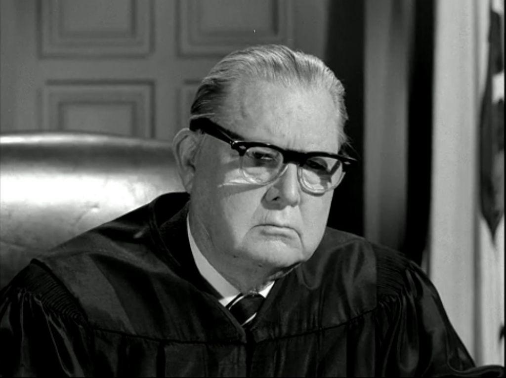 Judge and author Erle Stanley Gardner