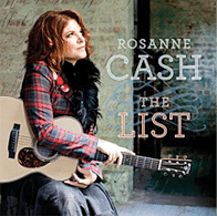 cover photo of Rosanne Cash's album, The List