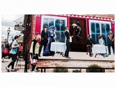 Untitled • Leadville Series (6/6) . . . #urban #streetlife #igmichigan #streetphotography #urbanshot #documentaryphotography #streetphotographer #bnw #inthemoment #streetphotographers #bandw #documentaryphoto #streetphoto_bw #blackandwhitephoto #streetphoto #blackandwhite #blackandwhitephotography #colorado #people #candid #fineartphotography #iphonography #streetart #people #leadville