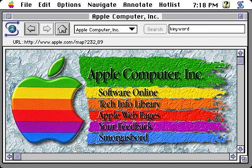 Apple, 1992