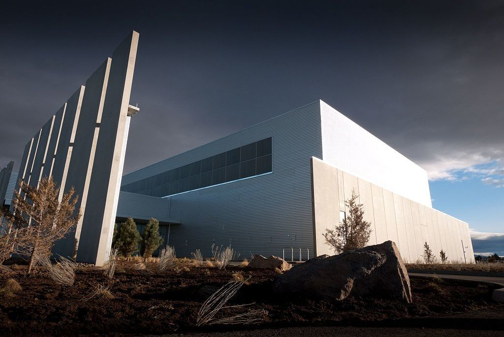 Abbildung 3: Facebook's heiliges Rechenzentrum in Prineville, Oregon, Wikimedia