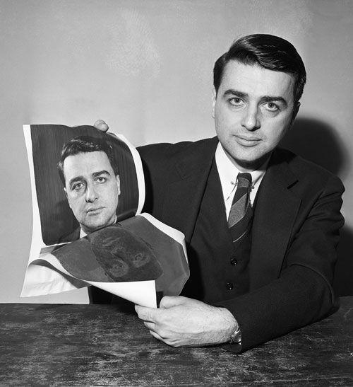 Edwin Land und das erste Polaroid-Sofortbild