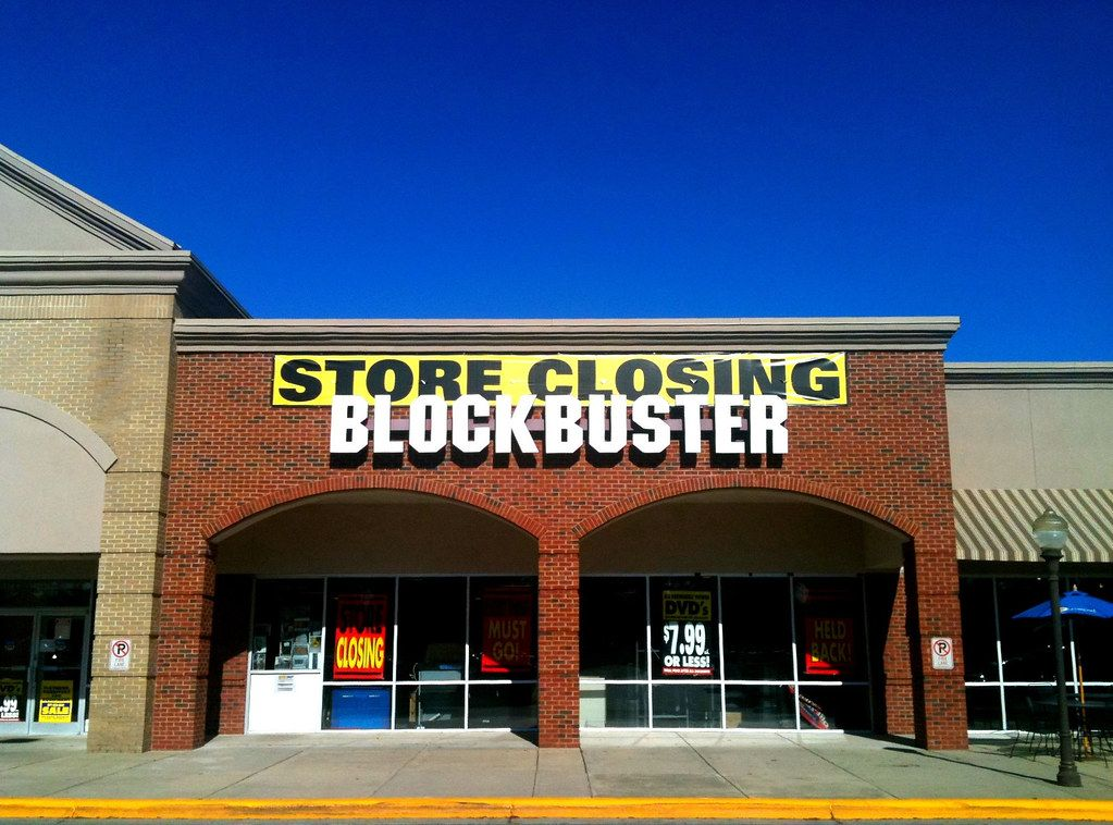 Blockbuster, 2010, by angelo Yap