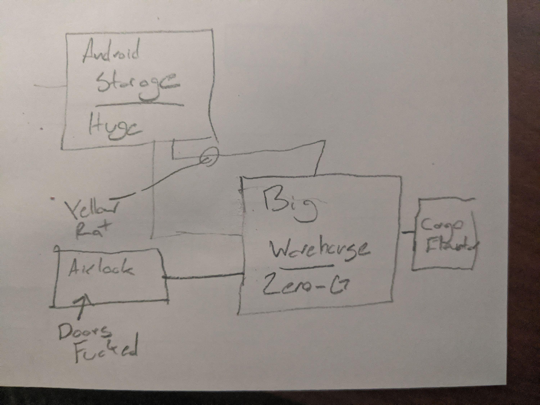 Ian's Player map of Floor 3.7