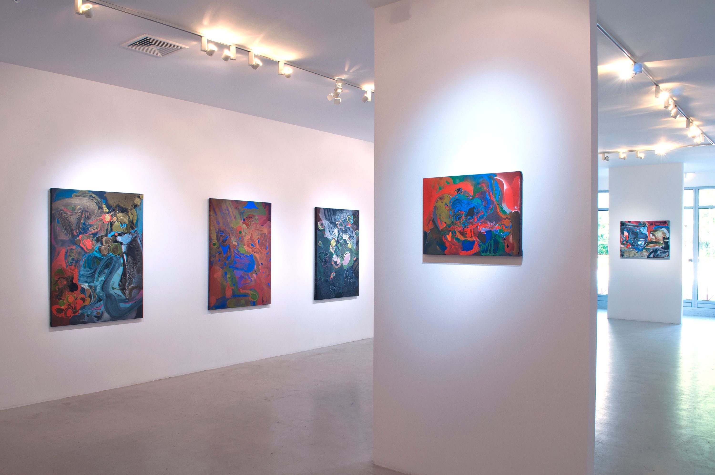 seven piece sextet exhibition 2019
