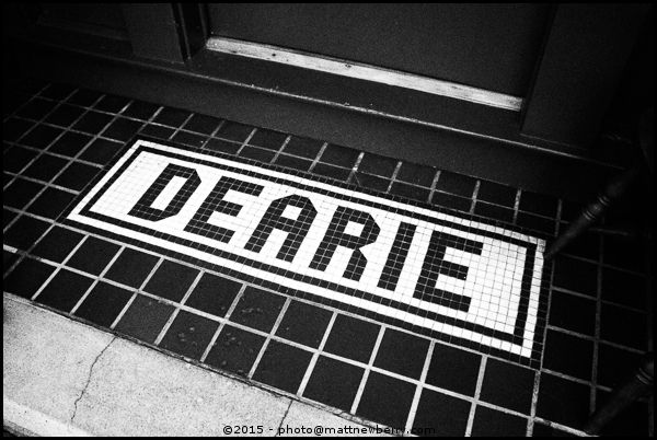The Dearie