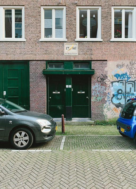 Oude Looiersstraat circa 2019