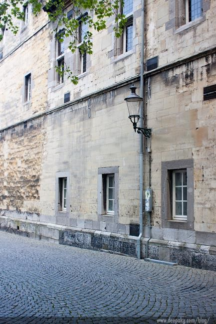 Quaint Quiet Street