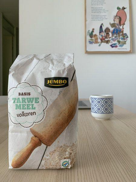 Basic wheat flour wholegrain
