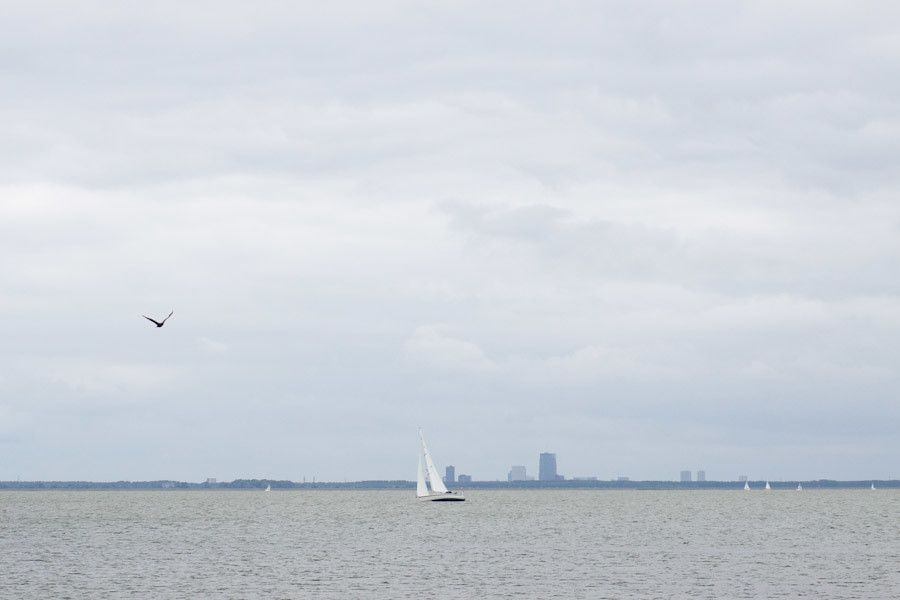 The IJsselmeer and beyond