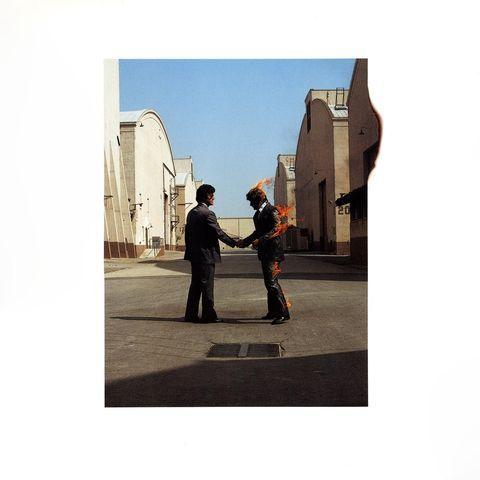 Wish You Were Here album cover