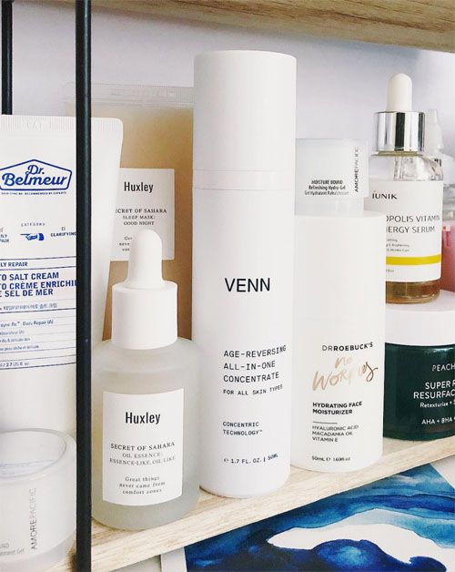 Venn Skincare Age Reversing All-in-One Concentrate Review
