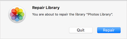 Photos Repair Library