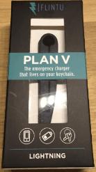 Plan V packaging