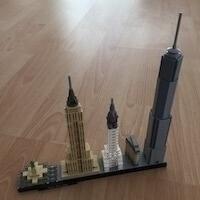 New York City - 21028-1