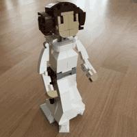 MOC - Princess Leia