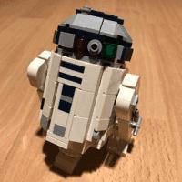 MOC - Mini UCS R2-D2