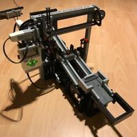 Fast Ball Sorting Robot