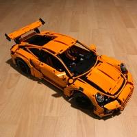 LEGO Set 42056-1 - Porsche 911 GT3 RS