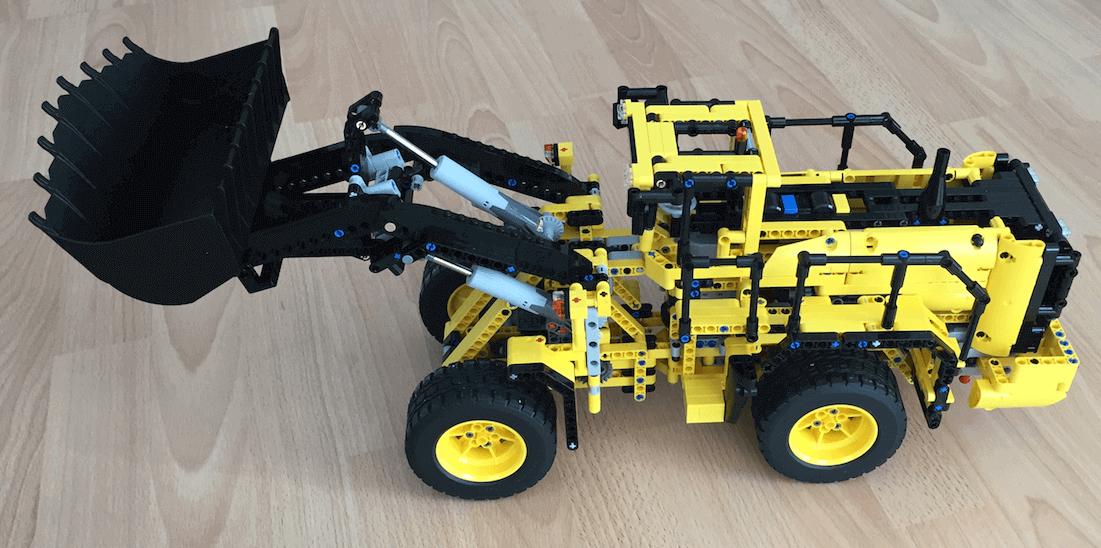 42030-1 - Volvo L350F Wheel Loader
