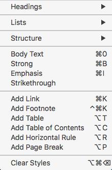 Add Keyboard Shortcuts
