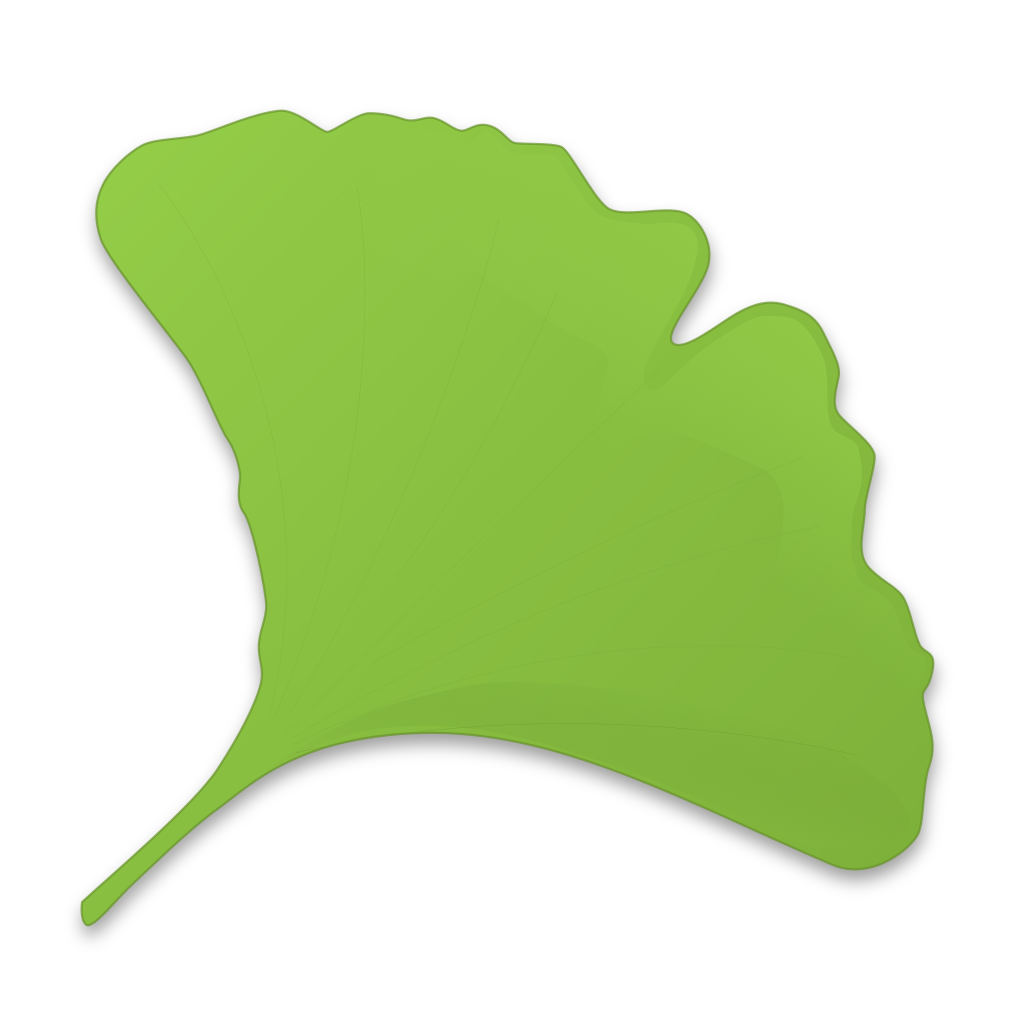 Gingko icon