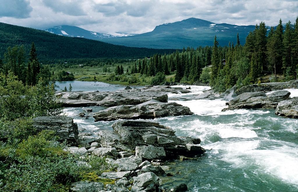 kamajokk river
