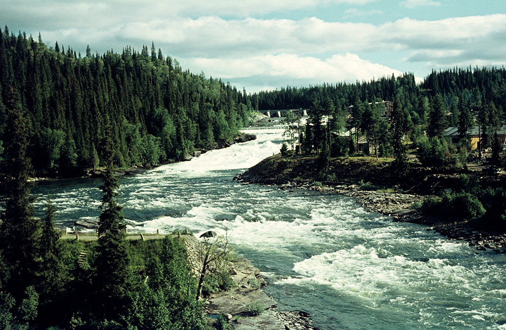 junsterforser rapids