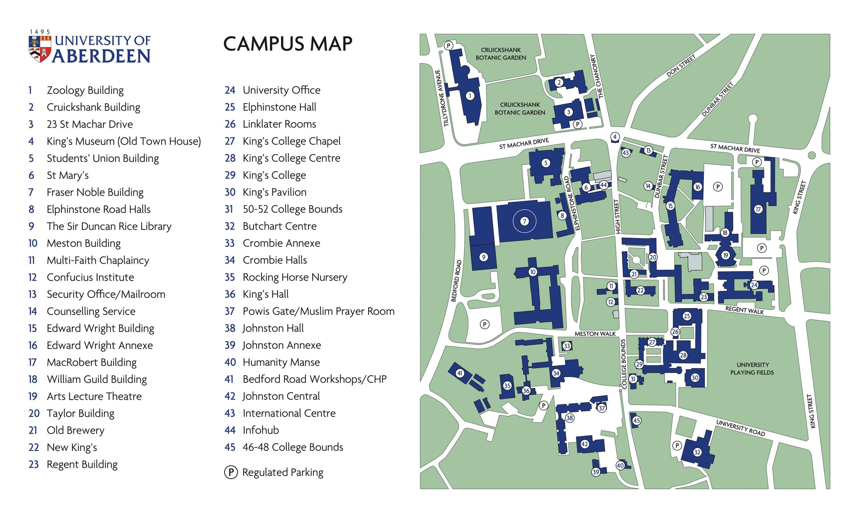 university of aberdeen main campus