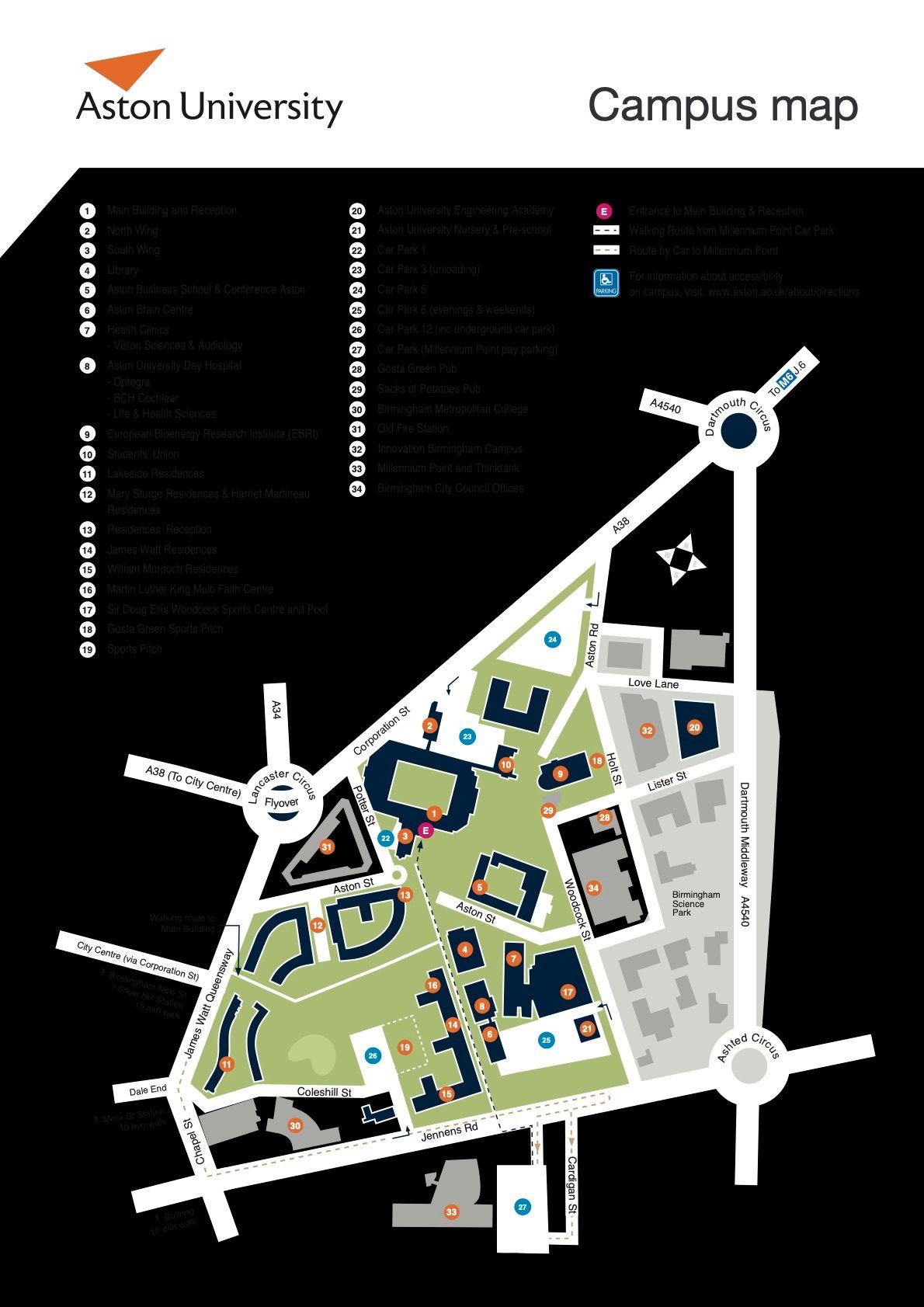 aston university birmingham