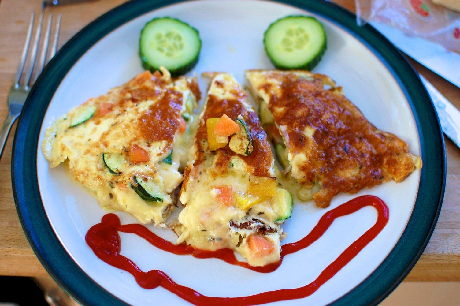 omelette-food-face 4532626186 o