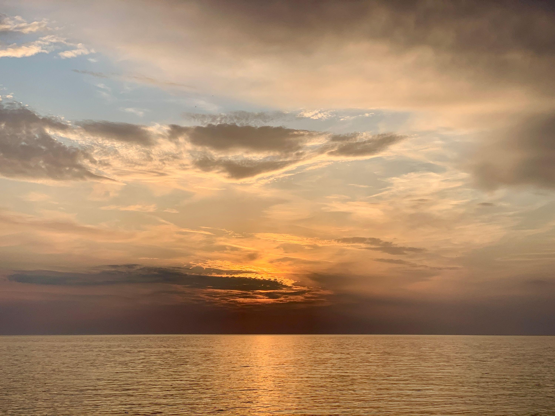 lovely sunset again