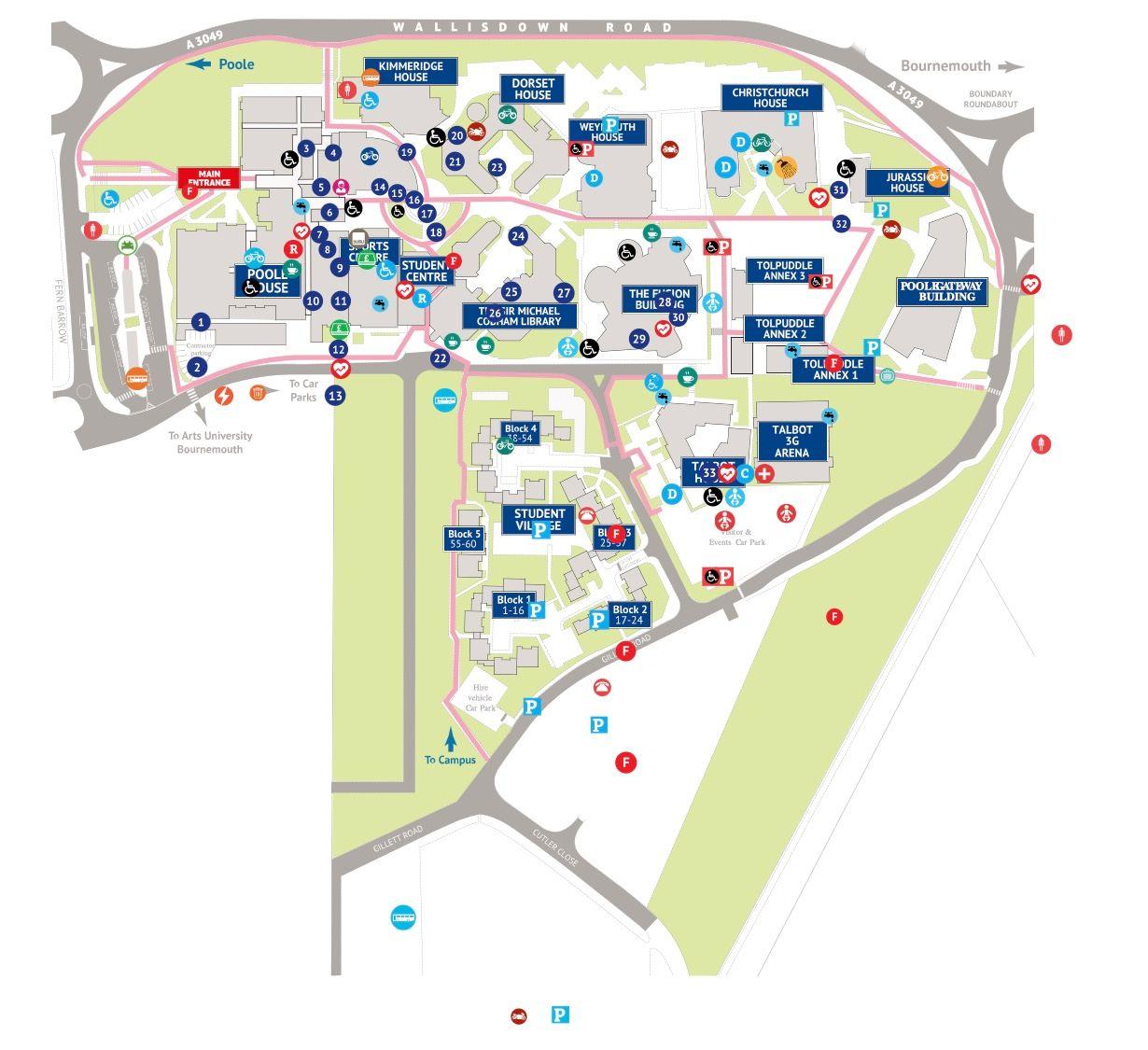 bournemouth university talbot