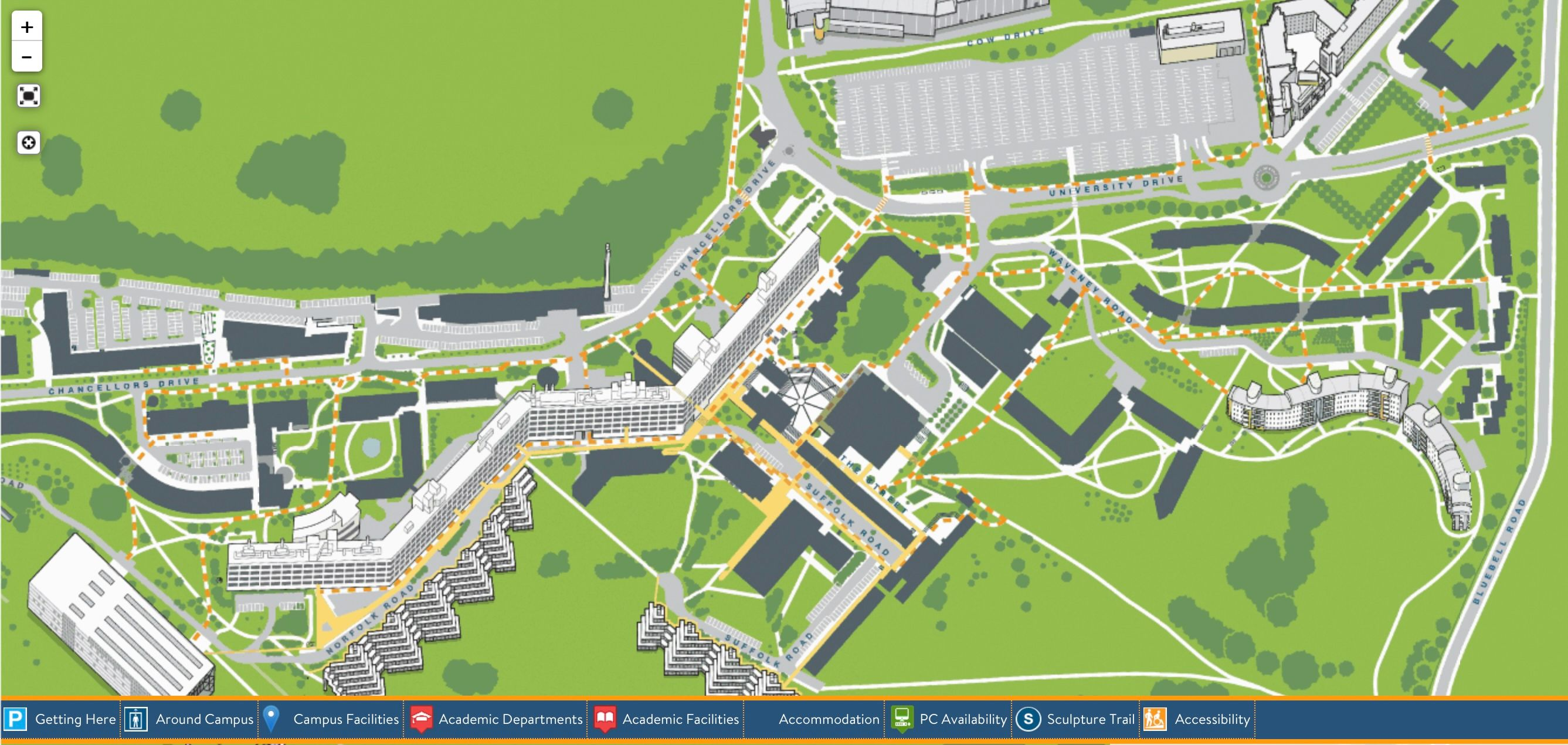 university of east anglia norwich (web only)