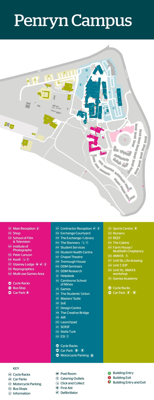 falmouth university penryn