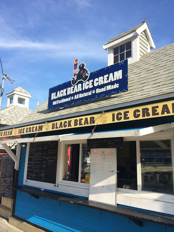 Black Bear Ice Cream