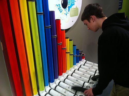 John Plays the Slap Organ