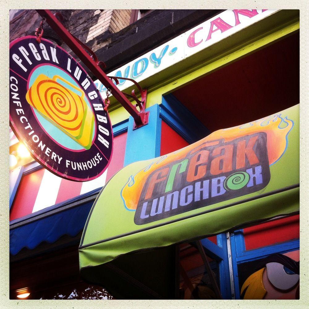 Freak Lunchbox