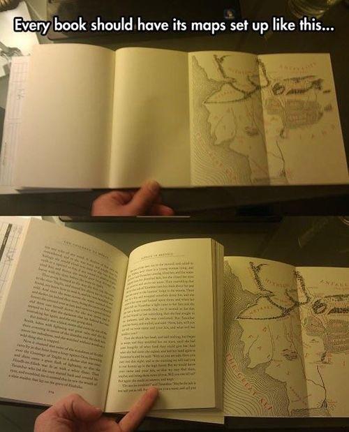[book][design][idea][map] great idea for books:maps