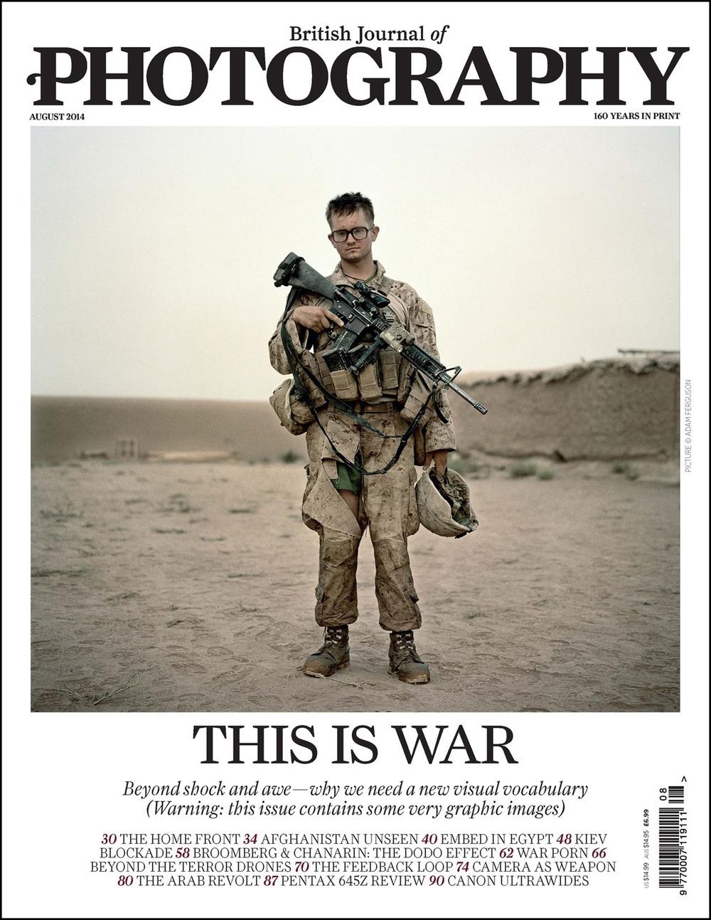 [photo] [editorial] [magazine] [design] BJP_Cover_Aug20014_1500PX