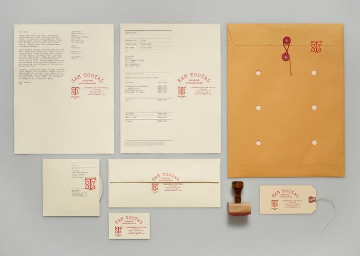 [design] [type] Sam Tootal by tom crabtree at Coroflot.com