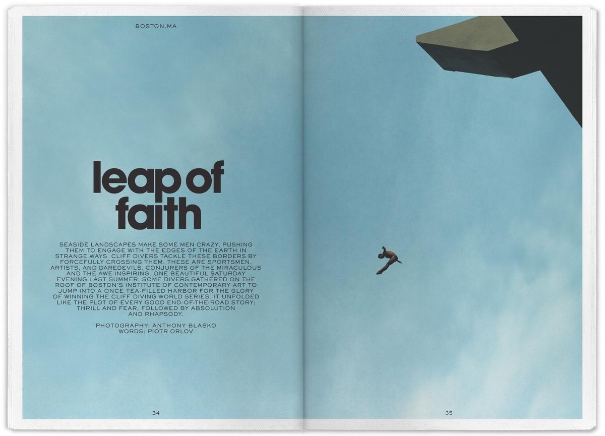 [editorial] [magazine] Doubleday & Cartwright (1)