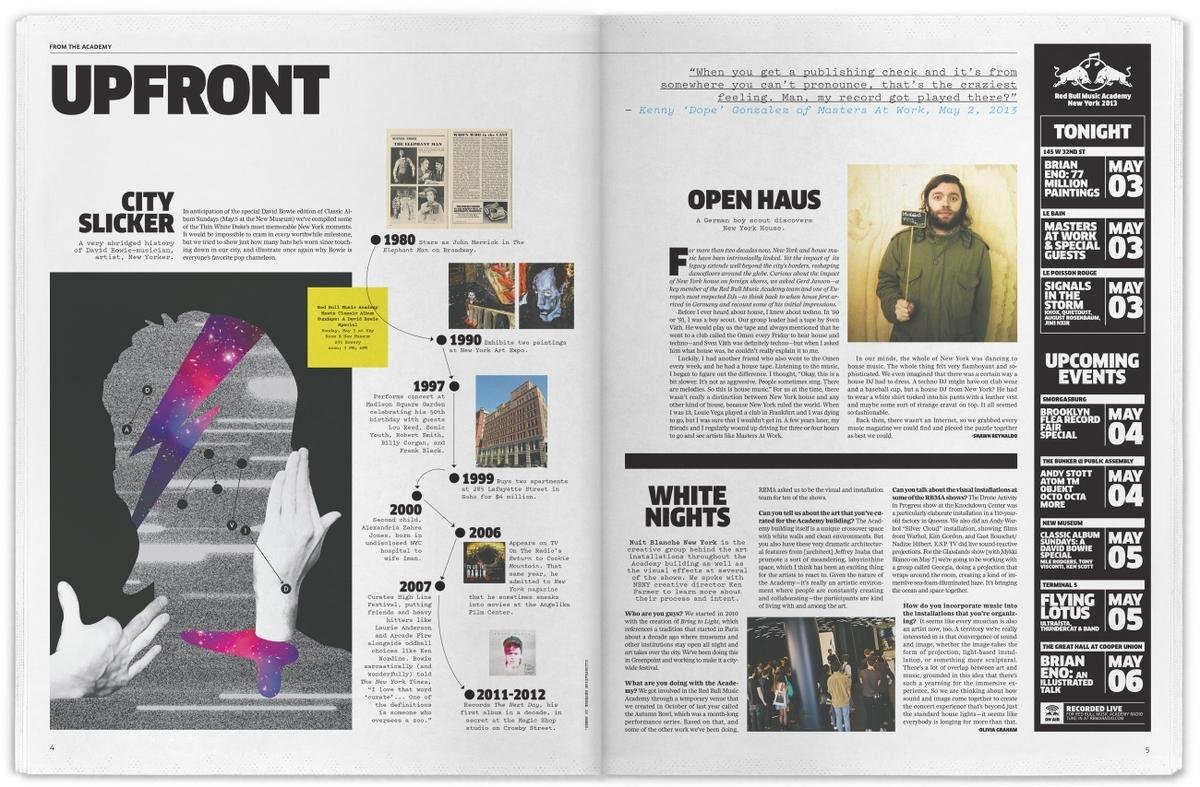 [editorial] [magazine] Doubleday & Cartwright (6)